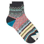Chup Munter Sock in Multicoloured