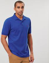 Woody Classic Fit Polo Shirt in Blue