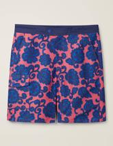 Board Shorts in Pink and Blue