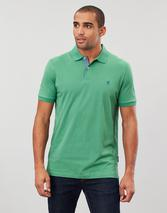 Jersey Polo Shirt in Green