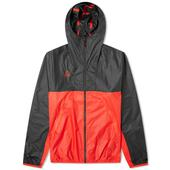 Nike ACG Lightweight Jacket in Red and Black