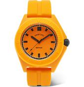 Mayfair Sport Polymer and Rubber Watch in Yellow