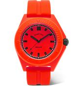 Mayfair Sport Polymer and Rubber Watch in Red
