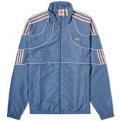 Adidas Outline Track Top in Blue