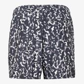Multicoloured Animal Print Recycled Polyester Shorts in Multicoloured