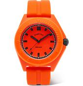 Mayfair Sport Polymer and Rubber Watch in Orange