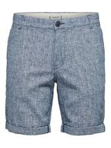 Organic Cotton Chino Shorts in Navy