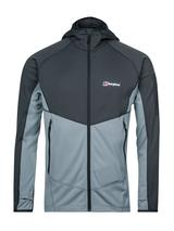 Men's Pravitale Mountain Light 2.0 Jacket in Grey and Blue