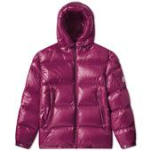 Moncler Ecrins Down Jacket in Purple