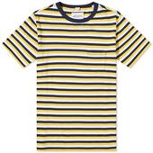 Albam Classic Stripe Tee in Multicoloured