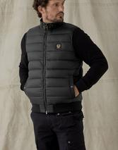 CIRCUIT GILET in Black