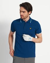 Andrew Polo Shirt in Blue