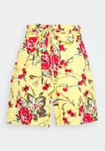VMSIMPLY EASY LONG - Shorts in Yellow