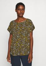 BLOUSE - Blouse in Green