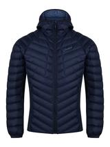 Men's Tephra Stretch Reflect Down Insulated Jacket in Blue