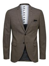 Slim Fit Jack Blazer in Brown