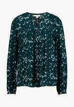 Blouse in Green