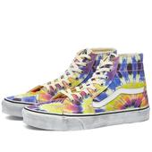 Vans UA Sk8-Hi Tapered in Multicoloured