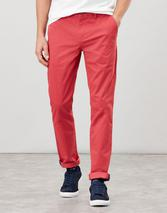 Slim Fit Chino Trousers in