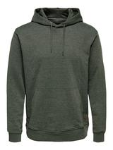 Winston Sweat Hoodie in Green