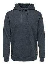 Winston Sweat Hoodie in Black