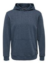 Winston Sweat Hoodie in Navy