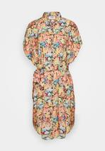 NINNI DRESS - Shirt dress in Multicoloured