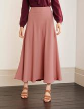 Stackpole Midi Skirt in Pink