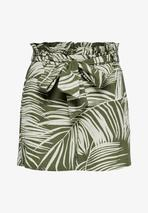 PAPERBAG - Shorts in Green