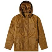 Barbour x Norse Projects Wax Ursula Jacket in Neutral
