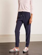 Clovelly Woven Joggers in Navy