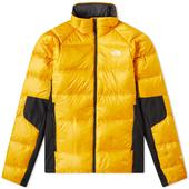 The North Face Crimptastic Hybrid Jacket in Yellow