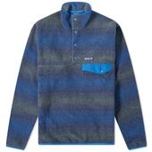 Patagonia Synchilla Snap-T Pullover Fleece in Blue