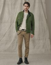 INSTRUCTOR JACKET in Green