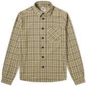 Barbour Beacon Forth Overshirt in Green