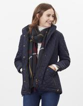 Newdale Quilted Jacket in Navy