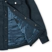 A.P.C. Alex Corduroy Jacket in Navy