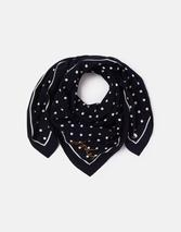 211180 Square Neckerchief in Navy