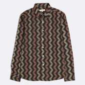 Classic Long Sleeve Shirt in Brown