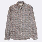Classic Long Sleeve Shirt in Neutral