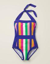 Santorini Swimsuit in Multicoloured