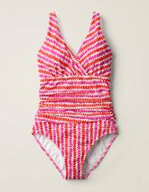Talamanca Swimsuit in Multicoloured and Pink