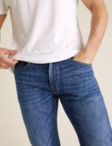 Slim Fit Super Stretch Performance Jeans in Blue