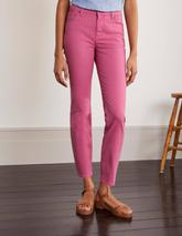 Slim Straight Ankle Skimmers in Pink