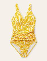 Talamanca Swimsuit in Yellow