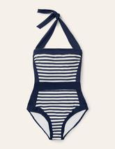 Santorini Swimsuit in Navy