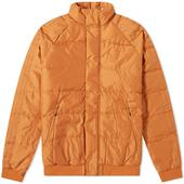Adidas x Jonah Hill Puffer Jacket in Brown