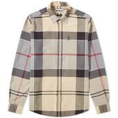 Barbour Sutherland Shirt in Neutral
