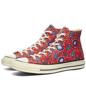 Converse Chuck Taylor 1970s Hi in Red
