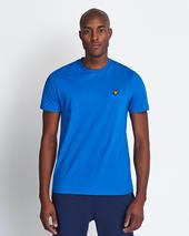 Lyle & Scott Men's Plain T-Shirt in Blue